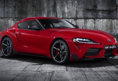 Toyota Supra – polovičný úspech